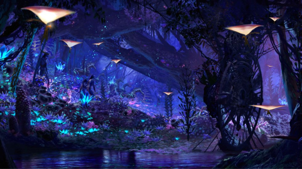 ... – The World of AVATAR in 2017 within Disney's Animal Kingdom
