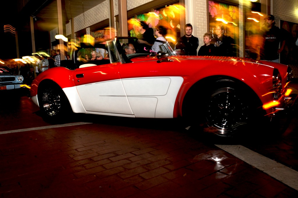 Old Town Car Cruise Orlando Tourist Tips - Old town car show