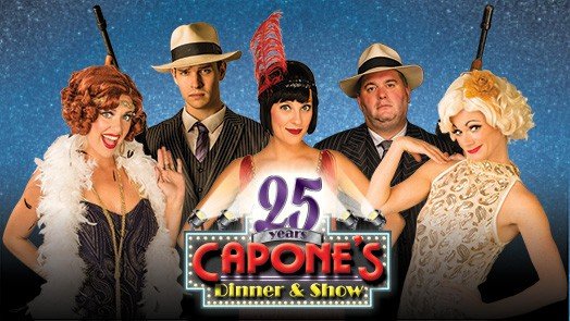 25th Anniversary at Capone's Dinner Show
