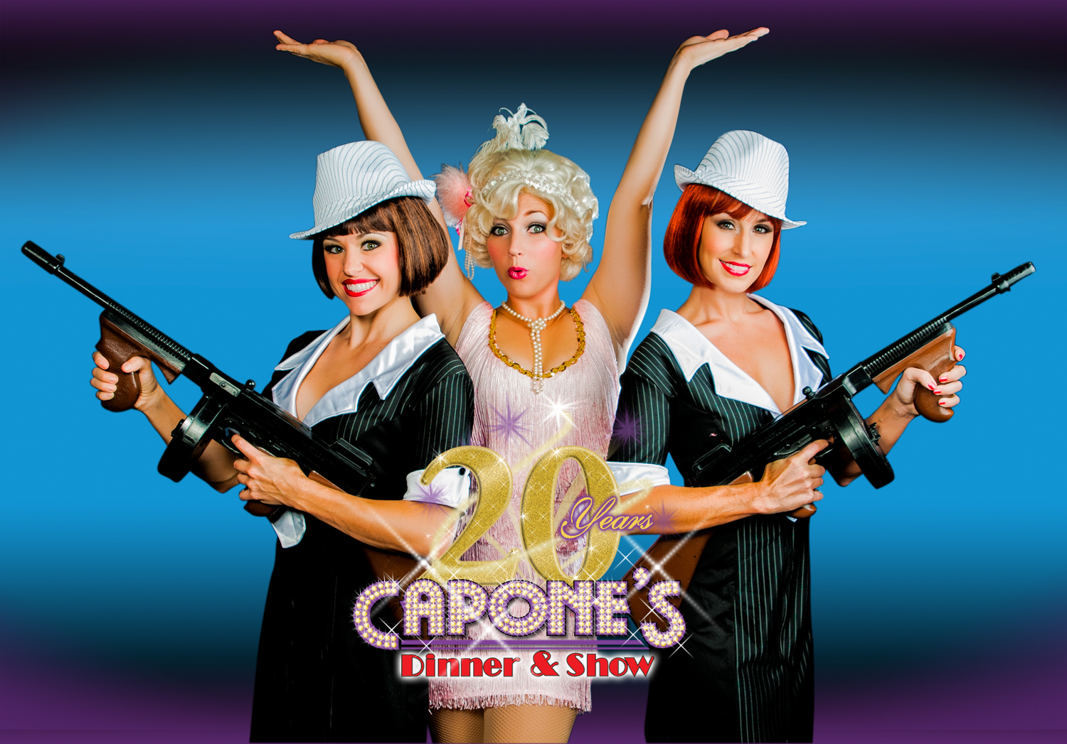 Capone's Dinner & Show is a great dinner show attraction in Orlando