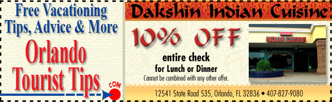 Take 10% Off your entire check for lunch or dinner