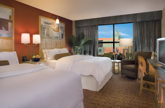 The Dolphin Hotel at Disney is a remarkable place to stay while visiting the Orlando area.