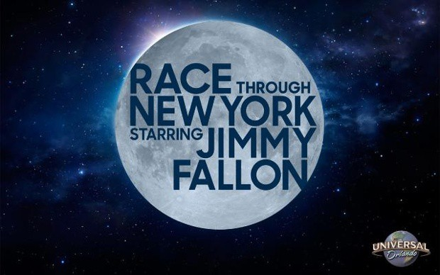Jimmy Fallon Ride