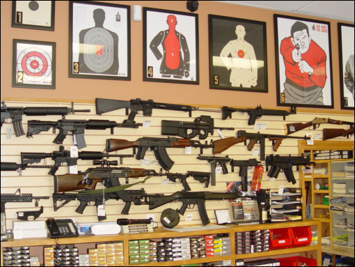 Guns for sell in Orlando