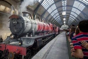 "Hogwarts Express is a ""must do"" attraction"