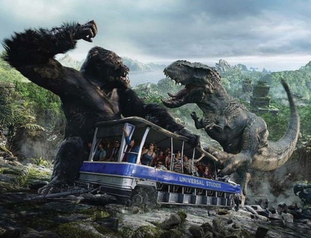 New King Kong ride coming to Universal