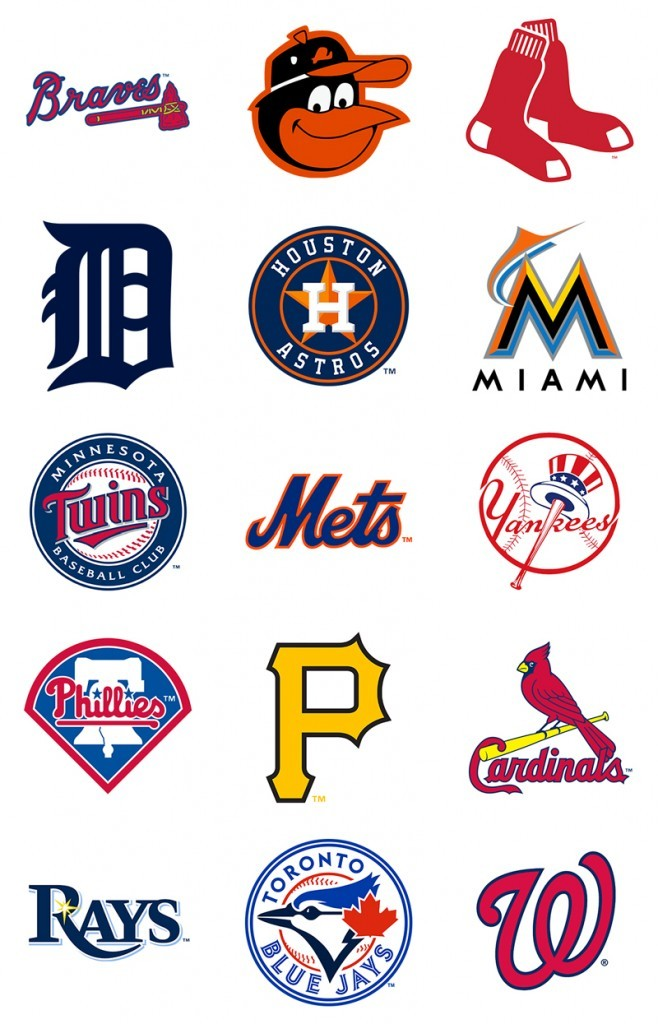 Spring Training in Florida featured team logos