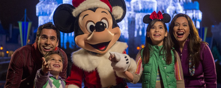 disney mickey mouse christmas party