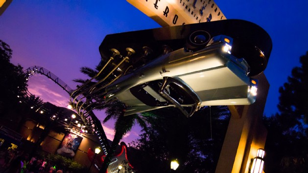 Rock and Roller Coaster at Hollywood Studios