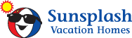 Sunsplash Vacation Homes Logo